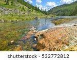 yellowstone national park  ... | Shutterstock . vector #532772812