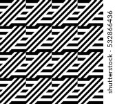 vector seamless pattern.... | Shutterstock .eps vector #532866436