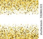 abstract pattern of random...   Shutterstock . vector #532881322