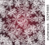 background of snowflakes | Shutterstock .eps vector #532954885