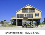 Beach Rental Property On Prett...
