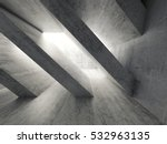 abstract architecture... | Shutterstock . vector #532963135
