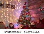 christmas tree | Shutterstock . vector #532963666
