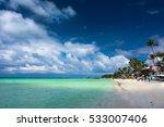 White Beach Of Boracay ...
