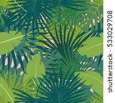 abstract digital seamless... | Shutterstock . vector #533029708