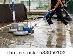 exterior concrete floor... | Shutterstock . vector #533050102