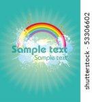 vector shiny background   Shutterstock .eps vector #53306602