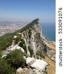 Small photo of The Rock of Gibraltar