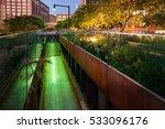 the high line promenade... | Shutterstock . vector #533096176