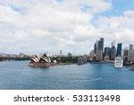 april 12  2016   sydney ... | Shutterstock . vector #533113498