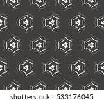modern geometric seamless... | Shutterstock .eps vector #533176045