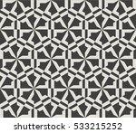geometric shape abstract vector ... | Shutterstock .eps vector #533215252