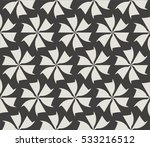 decorative wallpaper design in... | Shutterstock .eps vector #533216512