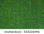 artificial grass texture for ... | Shutterstock . vector #533226496
