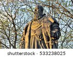 monument of duke albrecht  1891.... | Shutterstock . vector #533238025