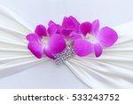 wedding decoration details for... | Shutterstock . vector #533243752