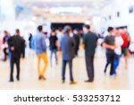 abstract blur people in party... | Shutterstock . vector #533253712