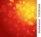 abstract illustration. blurred... | Shutterstock . vector #533281666