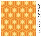 Vector Background Of Seventies...
