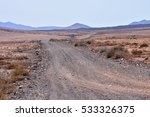 Photo Picture Of A Dirt Road...