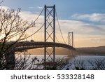The Forth Road Bridge At...