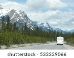 the rocky mountains  commonly... | Shutterstock . vector #533329066
