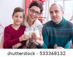 happy family | Shutterstock . vector #533368132