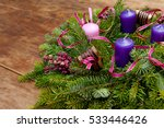 Christmas Wreath Advent Wreath...