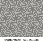 geometric shape abstract vector ... | Shutterstock .eps vector #533453338