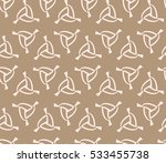 abstract background. vector... | Shutterstock .eps vector #533455738