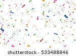 colorful celebration background ... | Shutterstock .eps vector #533488846