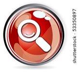 red button | Shutterstock .eps vector #53350897