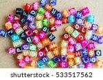word art.word happy new year...   Shutterstock . vector #533517562