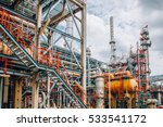 industrial zone the equipment... | Shutterstock . vector #533541172