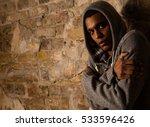 addict  breaking  pain ... | Shutterstock . vector #533596426