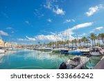 Puerto Marina In Benalmadena....