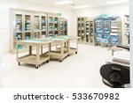 wide view of a storage room... | Shutterstock . vector #533670982