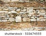wall texture | Shutterstock . vector #533674555