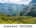 dong van  ha giang  vietnam  ...   Shutterstock . vector #533722066