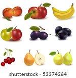 photo realistic vector... | Shutterstock .eps vector #53374264