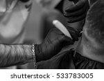 triming shaving or barber show.   Shutterstock . vector #533783005
