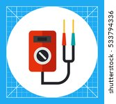 voltage indicator icon