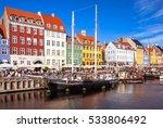 copenhagen  denmark   september ...   Shutterstock . vector #533806492