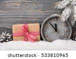 Christmas Eve Background