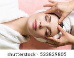 people  beauty  spa  healthy... | Shutterstock . vector #533829805