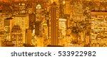 view of new york manhattan... | Shutterstock . vector #533922982
