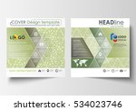 business templates  square... | Shutterstock .eps vector #534023746