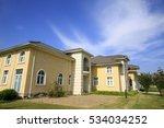 hebei caofeidian golf villa... | Shutterstock . vector #534034252
