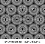 volume seamless pattern of... | Shutterstock . vector #534055348