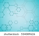 background from colorful... | Shutterstock .eps vector #534089626